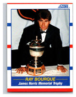 1990-91 Score #363 Ray Bourque TR Mint