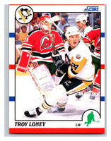 1990-91 Score #371 Troy Loney Mint RC Rookie