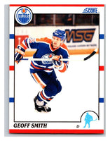 1990-91 Score #373 Geoff Smith Mint RC Rookie