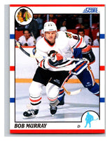 1990-91 Score #376 Bob Murray Mint