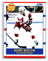 1990-91 Score #384 Kory Kocur Mint RC Rookie