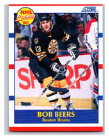 1990-91 Score #385 Bob Beers Mint RC Rookie