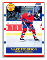 1990-91 Score #387 Mark Pederson Mint RC Rookie