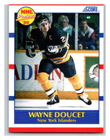 1990-91 Score #397 Wayne Doucet Mint RC Rookie