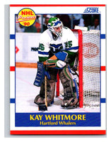 1990-91 Score #402 Kay Whitmore Mint RC Rookie