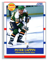 1990-91 Score #403 Peter Lappin Mint RC Rookie