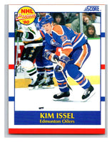 1990-91 Score #409 Kim Issel Mint RC Rookie