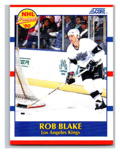 1990-91 Score #421 Rob Blake Mint RC Rookie