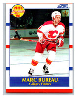 1990-91 Score #423 Marc Bureau Mint RC Rookie