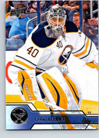 2016-17 Upper Deck #23 Robin Lehner Mint