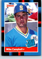 1988 Donruss #30 Mike Campbell Mint RC Rookie