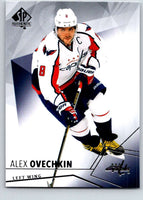 2015-16 Upper Deck SP Authentic #1 Alexander Ovechkin Capitals