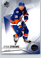 2015-16 Upper Deck SP Authentic #2 Ryan Strome NY Islanders