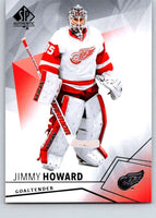 2015-16 Upper Deck SP Authentic #4 Jim Howard Red Wings
