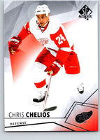 2015-16 Upper Deck SP Authentic #8 Chris Chelios Red Wings
