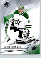2015-16 Upper Deck SP Authentic #9 Kari Lehtonen Stars