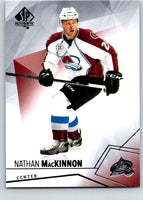 2015-16 Upper Deck SP Authentic #10 Nathan MacKinnon Avalanche