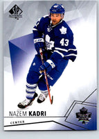 2015-16 Upper Deck SP Authentic #11 Nazem Kadri Maple Leafs