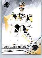 2015-16 Upper Deck SP Authentic #15 Marc-Andre Fleury Penguins