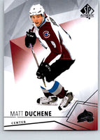 2015-16 Upper Deck SP Authentic #17 Matt Duchene Avalanche