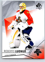 2015-16 Upper Deck SP Authentic #23 Roberto Luongo Panthers