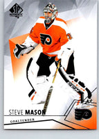 2015-16 Upper Deck SP Authentic #25 Steve Mason Flyers