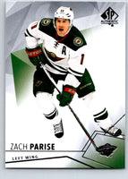 2015-16 Upper Deck SP Authentic #26 Zach Parise Wild