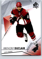 2015-16 Upper Deck SP Authentic #29 Anthony Duclair