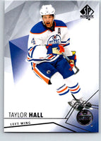 2015-16 Upper Deck SP Authentic #30 Taylor Hall Oilers