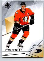 2015-16 Upper Deck SP Authentic #35 Ryan Getzlaf Ducks