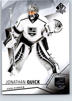 2015-16 Upper Deck SP Authentic #37 Jonathan Quick Kings