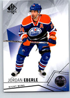 2015-16 Upper Deck SP Authentic #42 Jordan Eberle Oilers