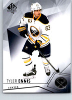 2015-16 Upper Deck SP Authentic #43 Tyler Ennis Sabres