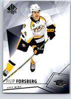 2015-16 Upper Deck SP Authentic #44 Filip Forsberg Predators