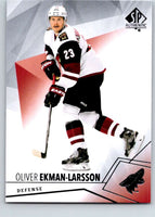 2015-16 Upper Deck SP Authentic #45 Oliver Ekman-Larsson