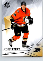 2015-16 Upper Deck SP Authentic #47 Corey Perry Ducks