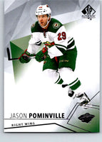 2015-16 Upper Deck SP Authentic #52 Jason Pominville Wild