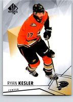 2015-16 Upper Deck SP Authentic #62 Ryan Kesler Ducks