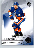 2015-16 Upper Deck SP Authentic #63 John Tavares NY Islanders