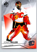 2015-16 Upper Deck SP Authentic #74 Jonas Hiller Flames