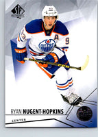 2015-16 Upper Deck SP Authentic #75 Ryan Nugent-Hopkins Oilers