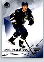 2015-16 Upper Deck SP Authentic #77 Vladimir Tarasenko Blues