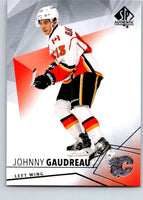 2015-16 Upper Deck SP Authentic #80 Johnny Gaudreau Flames