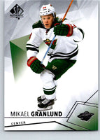 2015-16 Upper Deck SP Authentic #84 Mikael Granlund Wild