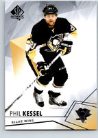 2015-16 Upper Deck SP Authentic #89 Phil Kessel Penguins
