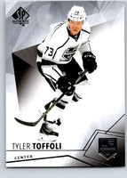 2015-16 Upper Deck SP Authentic #92 Tyler Toffoli Kings
