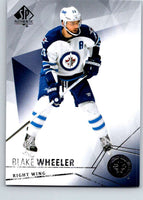 2015-16 Upper Deck SP Authentic #94 Blake Wheeler Winn Jets