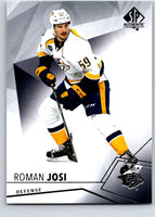 2015-16 Upper Deck SP Authentic #97 Roman Josi Predators