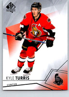 2015-16 Upper Deck SP Authentic #98 Kyle Turris Senators