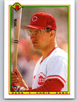 1990 Bowman #53 Chris Sabo Mint